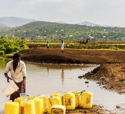 AFRICA: UN and AfDB promote water resources conservation©Jen WatsonShutterstock