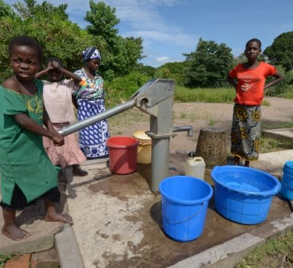 RWANDA: Government plans to invest $440 million for 3-year water supply project©africa924/Shutterstock