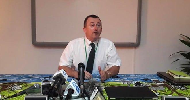 GABON : le passionné de l'environnement Lee White nommé ministre des Eaux et Forêts©DR
