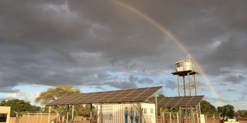 AFRIQUE : Vergnet Hydro s'allie à Mascara pour le traitement de l'eau saumâtre©Vergnet Hydro