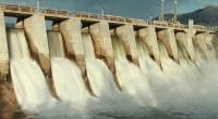 ZAMBIE / ZIMBABWÉ : GE et Power China vont construire le barrage de Batoka Gorge©Sky Light Pictures/Shutterstock