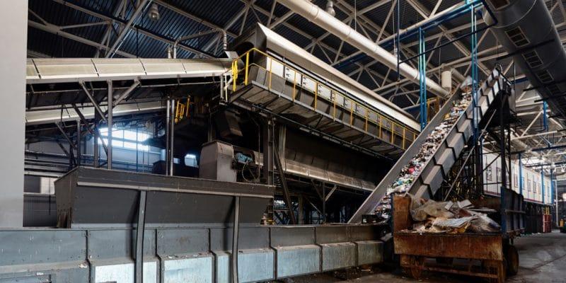 GHANA : Zoomlion va implanter une usine de recyclage des déchets dans chaque région ©RYosha/Shutterstock