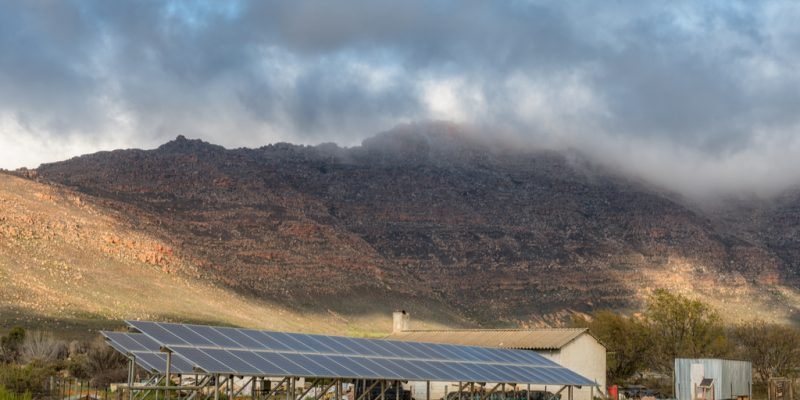 AFRICA: AfDB grants $500 million credit for electrification from renewable energy sources©Grobler du Preez/Shutterstock