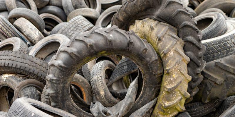 CAMEROUN : la startup Pneupur convertit les vieux pneus en nouveau revêtement de sol©Piotr WytrazekShutterstock