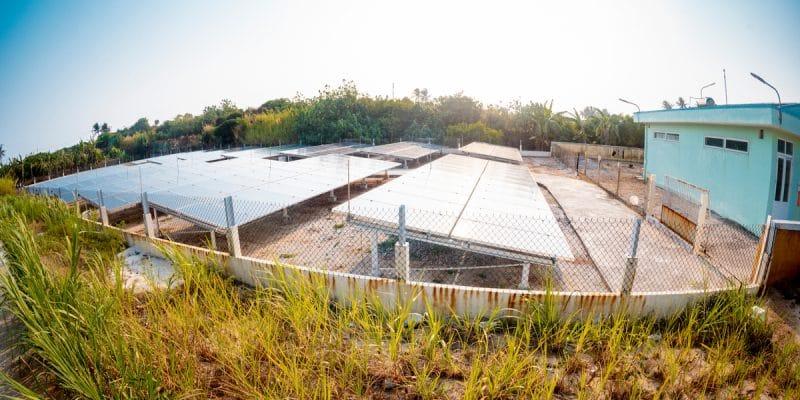 NAMIBIE : Natura Energy va construire une centrale solaire de 50 MW à Arandis©Nguyen Trong NhanShutterstock
