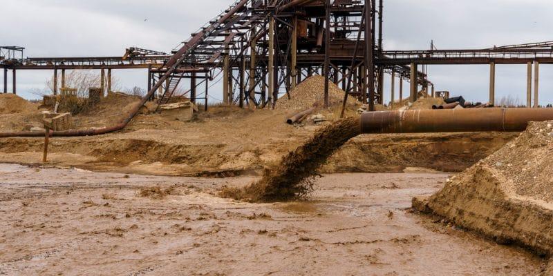GHANA : Veolia gagne le contrat pour le traitement des eaux usées de la mine d'Obuasi©Evgeny Haritonov/Shutterstock