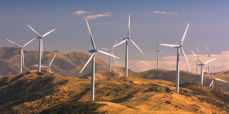 MOROCCO: Boujdour wind farm construction will start in 2021©Space-kraft/Shutterstock