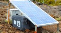 NIGERIA : Schneider Electric et EM-ONE s'allient pour produire des mini-grids solaires© Kletr/Shutterstock