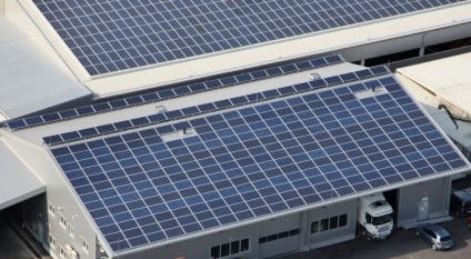 NAMIBIA: Coca-Cola sets up off-grid on rooftop at Windhoek plant ©stockvideofactory/Shutterstock