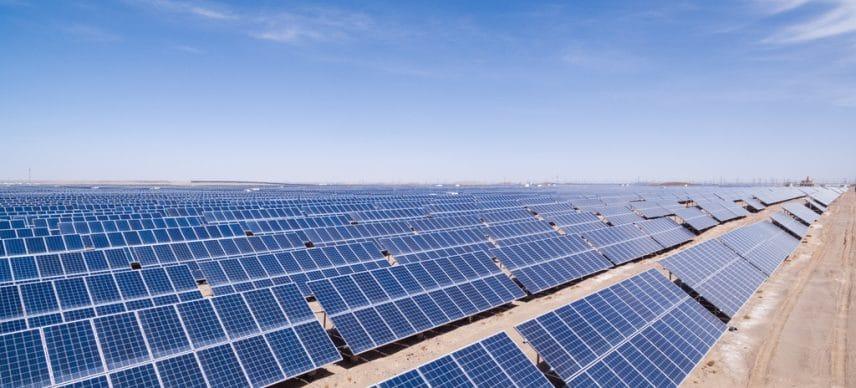 EGYPT: Scatec Solar connects new solar park in Benban complex©lightrain/Shutterstock