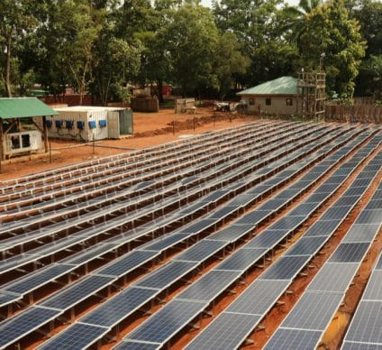 UGANDA: 10 MW photovoltaic solar power plant comissioned in Bufulbi©Sebastian NoethlichsShutterstock