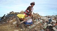 Rubbish collectors, Port Alfred, Eastern Cape, South Africa © Charmaine A Harvey - Shutterstock