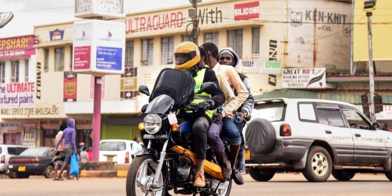 NIGERIA: MAX.ng raises $7 million for eletric motorcycle transport©Billy Miaron/Shutterstock