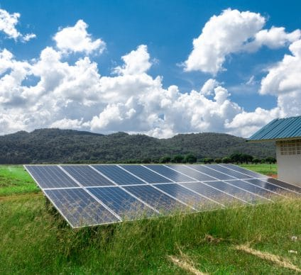 TANZANIA: CBEA finances PowerGen to provide 60 solar mini-grids ©Yong006/Shutterstock