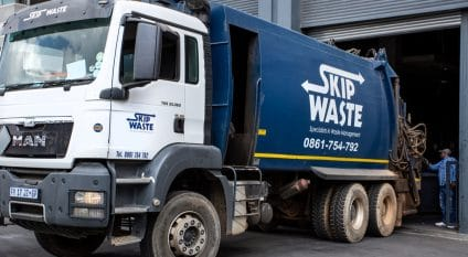 UGANDA: Kampala extends waste collection mandate by one year©Rich T Photo/Shutterstock