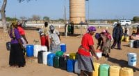 MALI: Borehole to supply drinking water, inaugurated in Sangarebougou©Artush/Shutterstock
