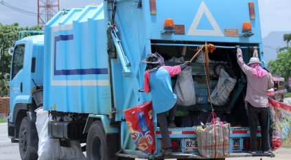 LIBERIA: Paynesville and Monrovia acquire 13 waste collection trucks©nitinut380/Shutterstock