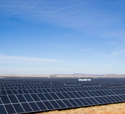 ÉGYPTE : ib vogt et Infinity Solar connectent des centrales solaires à Benban©Douw de Jager/Shutterstock