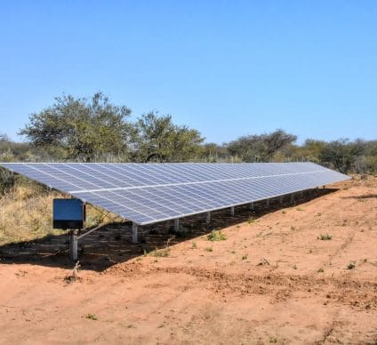 AFRICA: New AfDB support programme for solar energy opportunities©Wandel Guides/Shutterstock