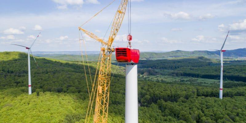 AFRIQUE DU SUD : Vestas va construire le parc éolien de Wesley-Ciskei pour EDF© P. Heitmann/Shutterstock