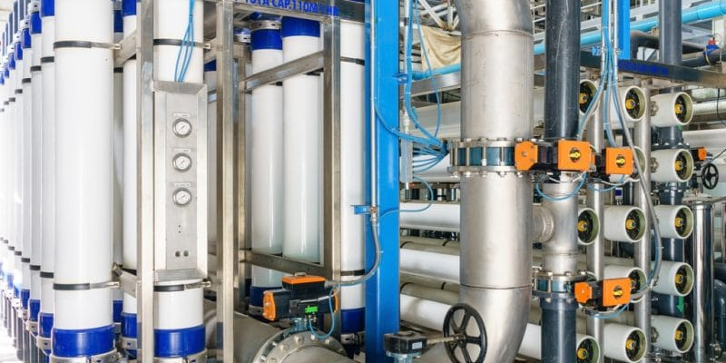 EGYPT: Metito builds desalination plant in Al-Arish under PPP scheme©NavinTar/Shutterstock