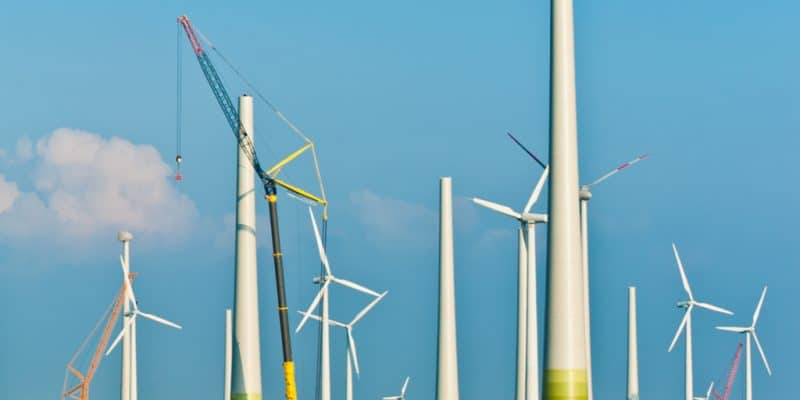 AFRIQUE DU SUD : Enel entame la construction du parc éolien de Garob de 140 MW©StefanK/Shutterstock