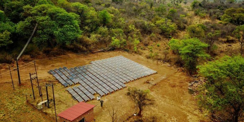 NAMIBIE : IBC Solar et 3 universités allemandes travaillent sur des mini-grids ruraux©Sebastian Noethlichs/Shutterstock