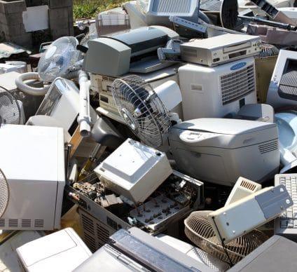 NIGERIA: UN and government allocate $15 million for e-waste management© akiyoko/Shutterstock
