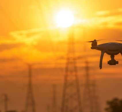 CAMEROON: Solar-powered drone to help fight terrorism and save Lake Chad©Love SilhouetteShutterstock