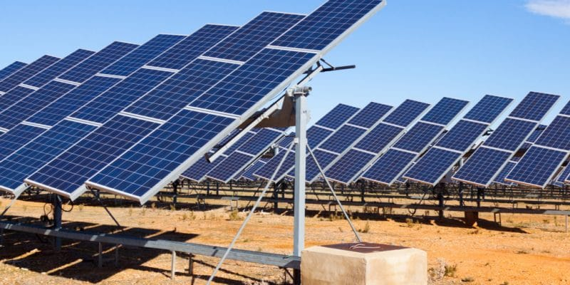 "AFRICA: ""Solar procurement"" area under development ©Iakov Filimonov/Shutterstock"