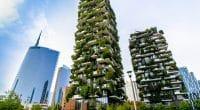 "EGYPT: Architect S. Boeri will create ""vertical forest"" in new capital ©marcociannare/Shutterstock"