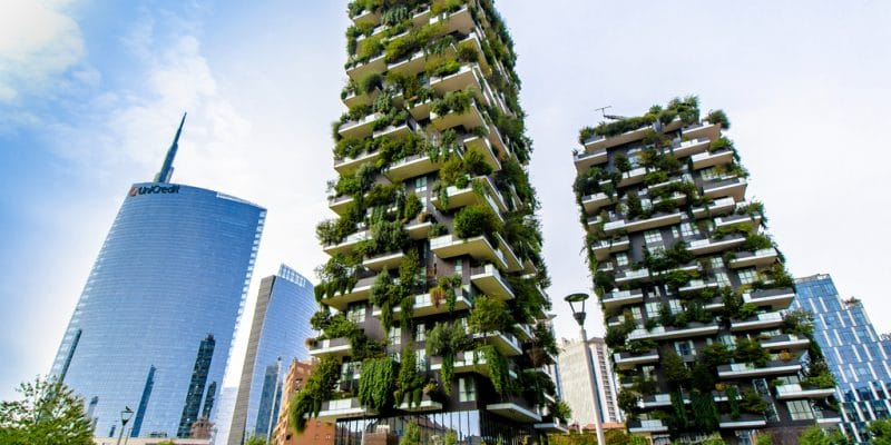 "EGYPT: Architect S. Boeri will create ""vertical forest"" in new capital ©marcociannare/Shutterstock"