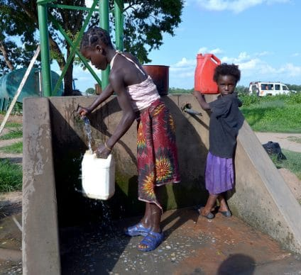 TOGO: MNS will provide drinking water to 200,000 people in Lomé ©africa924/Shutterstock