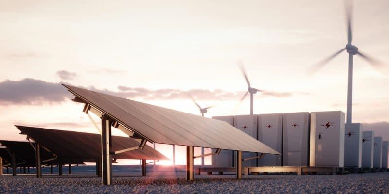AFRIQUE : 3 pays européens débloquent 350 M$ pour le solaire et le stockage d'énergie©petrmalinak/Shutterstock