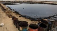AFRIQUE DU SUD : de nouveaux déchets liquides interdits dans les décharges: ©Leo MorganShutterstock