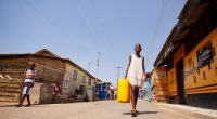 ZIMBABWE: Government provides $37.4 million to address water shortages in Harare©Sura Nualpradid/Shutterstock