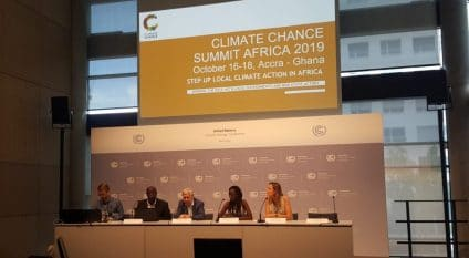 Climate Chance 2019: Local climate actors will meet in Accra, Ghana