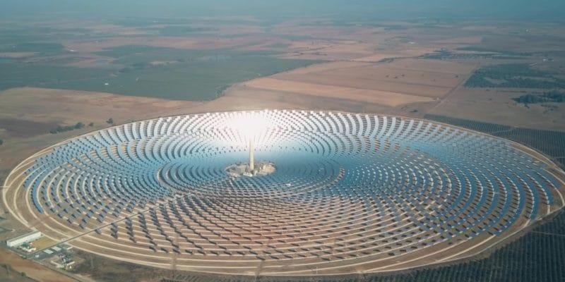 ÉGYPTE : SES s'allie au gouvernement pour un projet solaire à concentration (250 MW)©Novikov Aleksey/Shutterstock