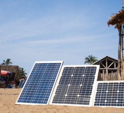 NIGERIA: EU provides new support of $150 million for renewable energy©KRISS75Shutterstock