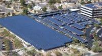 AFRIQUE DU SUD : un off-grid solaire de 1,2 MW de DPA au siège de Liquid Telecom©Tim Roberts Photography/Shutterstock