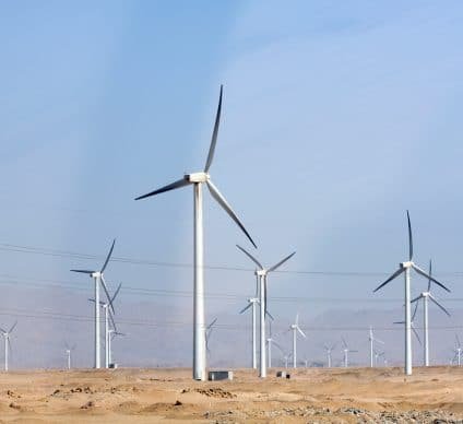 EGYPT: Lekela will start construction of Ras Ghareb wind farm before end-2019©Nebojsa Markovic/Shutterstock
