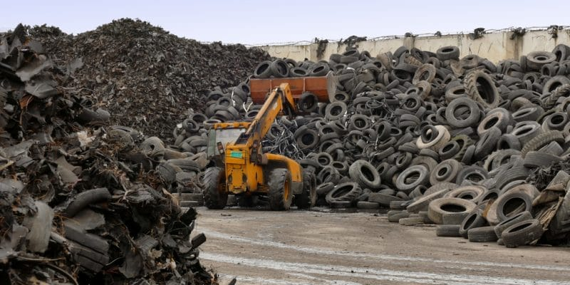 SOUTH AFRICA: GDT partners with Volco to set up 5 recycling plants for tyres©overcrew/Shutterstock