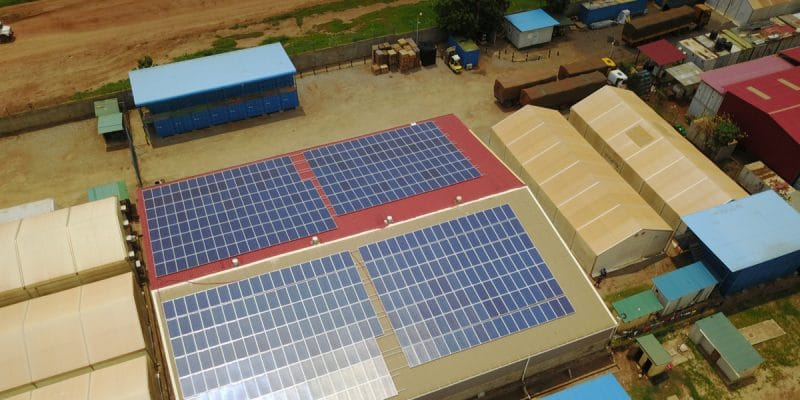 GUINEA: Solar equipment manufacturing plant in project©Sebastian NoethlichsShutterstock