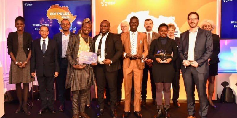 IVORY COAST: Lifiled wins 2019 EDF Pulse Africa Award©EDF