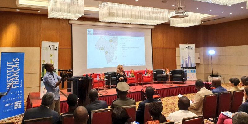 AFRICA: USF organised series of consultations on sustainable cities in Africa ©USF