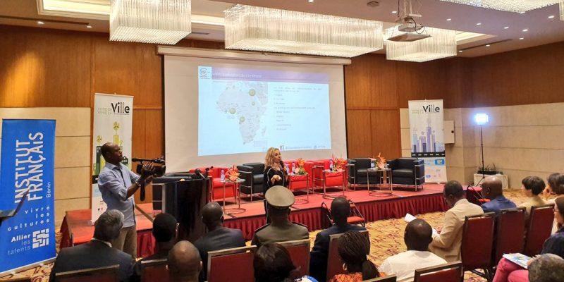 AFRIQUE : USF organise une série de consultation sur la ville durable en Afrique©USF