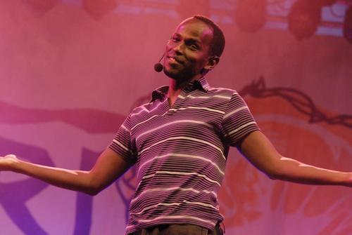 AFRIQUE : le célèbre humoriste Mamane, est le nouvel ambassadeur climat pour le Sahel©Mamane_Cajarc.resized