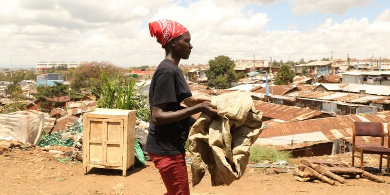 Nairobi-déchets © Luvin Yash -Shutterstock