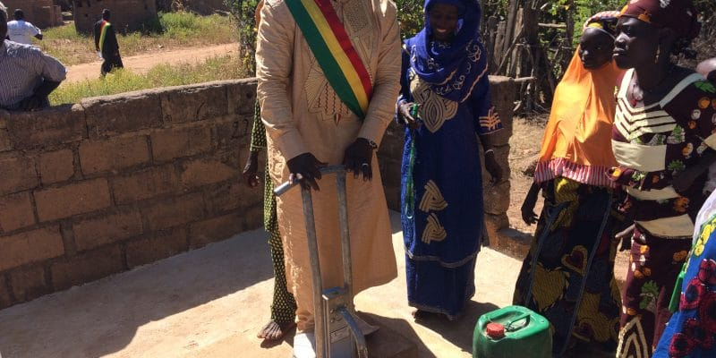MALI: Uduma will provide drinking water to several localities in Bougouni for 15 years©Uduma Mali