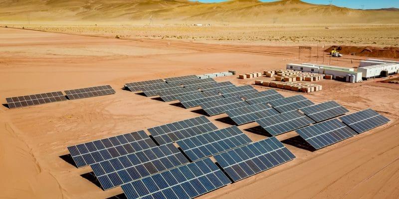 ÉGYPTE : EDF va allouer 25 M$ au fournisseur d'énergie solaire KarmSolar ©Estebran/Shutterstock